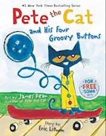 Pete the Cat and His Four Groovy Buttons af James Dean, Eric Litwin