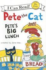 Pete's Big Lunch af James Dean