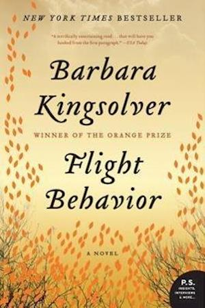 Bog, paperback Flight Behavior af Barbara Kingsolver