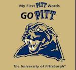 My First Pitt Words Go Pitt