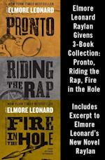 Elmore Leonard Raylan Givens 3-Book Collection af Elmore Leonard