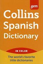 Collins Spanish Dictionary (Collins Gem)