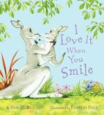 I Love It When You Smile af Sam McBratney