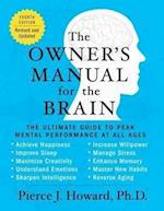 The Owner's Manual for the Brain (Owners Manual for the Brain)