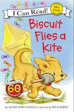 Biscuit Flies a Kite (Biscuit My First I Can Read)