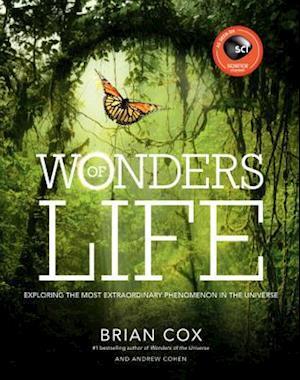 Bog, hardback Wonders of Life af Brian Cox