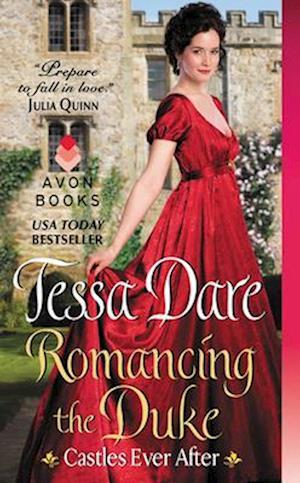 Bog, paperback Romancing the Duke af Tessa Dare