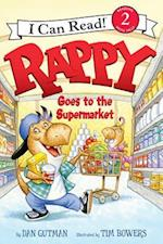 Rappy Goes to the Supermarket (I Can Read. Level 2)