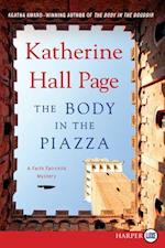 The Body in the Piazza af Katherine Hall Page