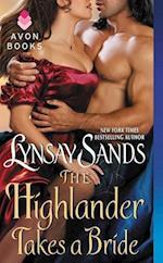 The Highlander Takes a Bride af Lynsay Sands