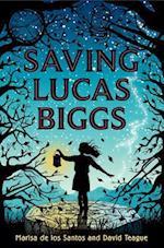 Saving Lucas Biggs af Marisa De Los Santos