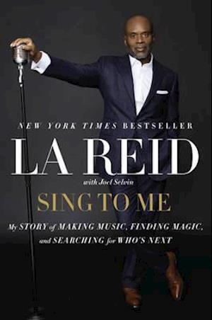 Bog, hardback Sing to Me af L. A. Reid