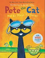 Pete the Cat and His Magic Sunglasses af James Dean
