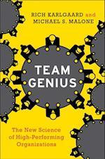 Team Genius af Michael S. Malone
