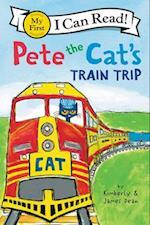 Pete the Cat's Train Trip af James Dean
