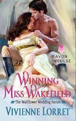 Winning Miss Wakefield af Vivienne Lorret
