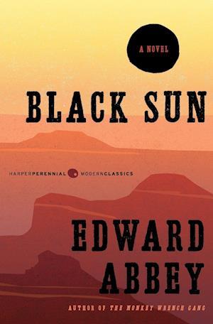 Bog, paperback Black Sun af Edward Abbey