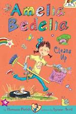 Amelia Bedelia Chapter Book #6: Amelia Bedelia Cleans Up (Amelia Bedelia)