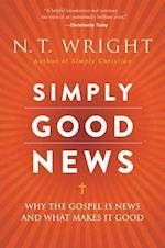 Simply Good News af N. T. Wright