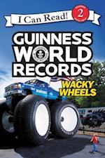 Guinness World Records Wacky Wheels (I Can Read. Level 2)