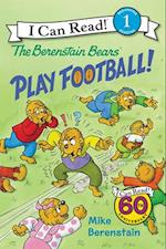 The Berenstain Bears Play Football! (Berenstain Bears I Can Read)
