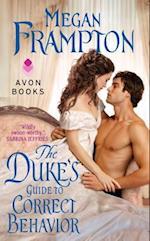 The Duke's Guide to Correct Behavior af Megan Frampton