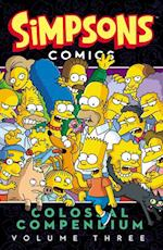 Simpsons Comics Colossal Compendium 3 (Simpsons Comics Colossal Compendium)