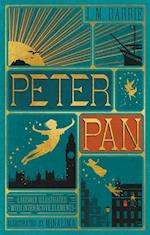 Peter Pan (Illustrated with Interactive Elements)