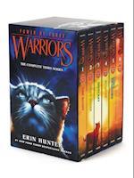 Warriors Power of Three Box Set