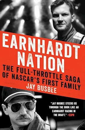 Bog, paperback Earnhardt Nation af Jay Busbee