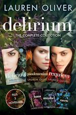 Delirium: The Complete Collection (Delirium Trilogy)