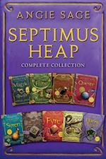 Septimus Heap Complete Collection (Septimus Heap)