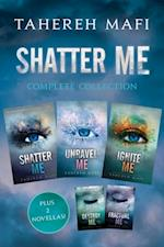 Shatter Me Complete Collection (Shatter Me)