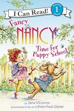 Time for Puppy School (Fancy Nancy I Can Read)