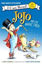 Jojo and the Magic Trick (Fancy Nancy I Can Read)