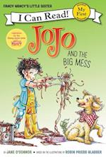 Jojo and the Big Mess (Fancy Nancy I Can Read)