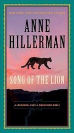 Song of the Lion (A Leaphorn Chee Manuelito Novel, nr. 2)