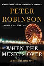 When the Music's over af Peter Robinson