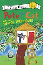 Pete the Cat and the Tip-Top Tree House (Pete the Cat My First I Can Read)