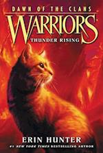 Thunder Rising (Warriors Dawn of the Clans)