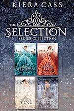 Selection Series 4-Book Collection af Kiera Cass