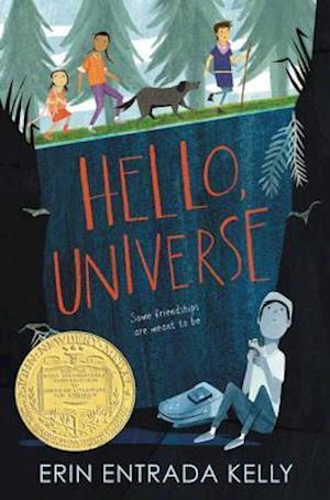 Bog, hardback Hello, Universe af Erin Entrada Kelly