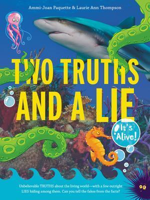 Bog, hardback Two Truths and a Lie af Ammi-Joan Paquette, Laurie Ann Thompson
