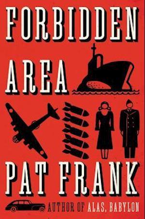 Bog, paperback Forbidden Area af Pat Frank