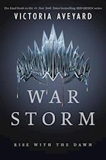 War Storm (Red Queen, nr. 4)