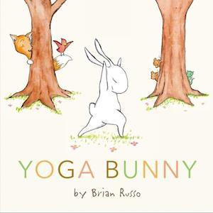 Bog, hardback Yoga Bunny af Brian Russo