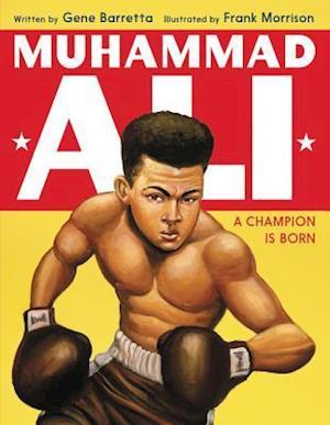 Bog, hardback Muhammad Ali af Gene Barretta