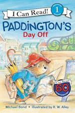 Paddington's Day Off (I Can Read. Level 1)