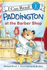 Paddington at the Barber Shop (I Can Read. Level 1)