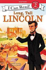 Long, Tall Lincoln (I Can Read. Level 2)